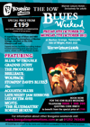 Flyer thumbnail for Boogaloo Promotions Blues Weekend