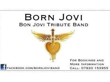 Born Jovi artist photo
