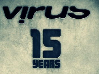 We Fear Silence Present 15 Years Of Virus: Ed Rush + Optical + Black Sun Empire + Matrix (DJ) + Ryme-Tyme + 2Shy + The Upbeats + Optiv + BTK + Audio + Frankee picture