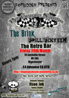 Flyer thumbnail for New Generation Superstars + T he Brink + Spill Sixteen