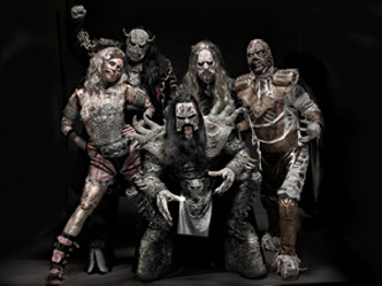 Tour Beast Or Not Tour Beast Tour: Lordi + Hostile + Kaledon picture