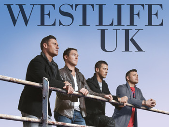 Westlife UK picture