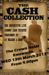 Flyer thumbnail for PJ Walker & The Cash Collection