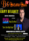 Flyer thumbnail for Bob's Comedy Club Huddersfield: Gary Delaney, Adam Rushton, Colin Manford