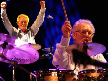 Ginger Baker's Jazz Confusion + Tom Atkinson Band picture