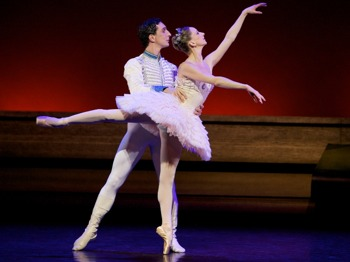 Highland Fling: Scottish Ballet picture