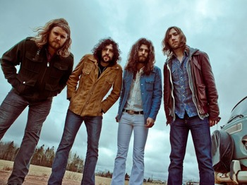 The Sheepdogs + Grind Outs picture