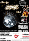 Flyer thumbnail for Charity Rock Ball: Hellion Rising + Death to Indie + Public Street