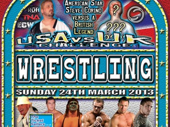 Ipswich Invasion: Best of British Wrestling picture