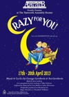 Flyer thumbnail for Crazy For You: Tamworth Arts Club