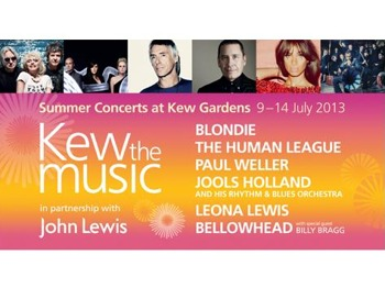 Kew The Music 2013: Blondie picture