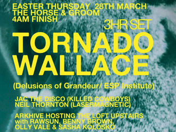 The Tornado Wallace Easter Thurs: Tornado Wallace picture