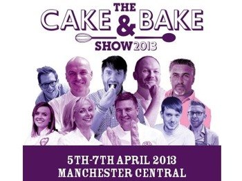 The Cake & Bake Show: Paul Hollywood, Simon Rimmer, Eric Lanlard, John Whaite picture