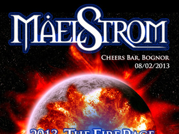 The Fire Rage: Maelstrom Sussex picture
