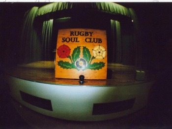 Rugby Soul Club: Ken Aitchison + John Aldridge + Daz Dakin + Keith Money picture