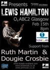 Flyer thumbnail for Lewis Hamilton Band + Ruth Martin + Dougie Crosbie