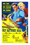 Flyer thumbnail for Hot Buttered Soul At The Pipe & Slippers: Mike Shawe