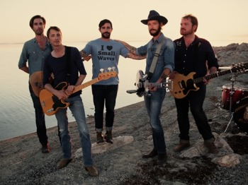 Band Of Horses + Goldheart Assembly picture