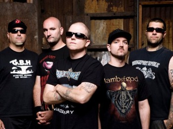 Hatebreed + Demoraliser picture