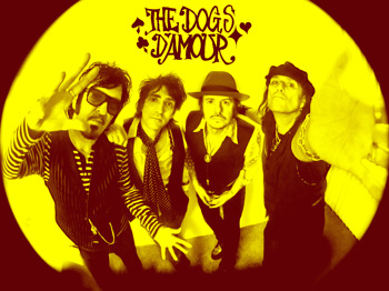 In The Dynamite Jet Saloon & Graveyard Of Empty Bottles: The Dogs D'Amour picture