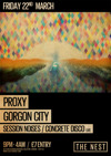 Flyer thumbnail for Proxy + Gorgon City