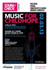 Flyer thumbnail for Sound:check Presents Music For Childhope: Hejira + Eska + Mara Carlyle + Stac + One Taste Choir