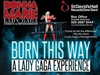 Born This Way - A Lady Gaga Experience: Donna Marie picture