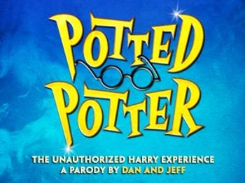 Potted Potter: The Unauthorised Harry Experience: Dan and Jeff picture