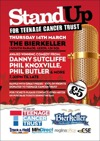 Flyer thumbnail for Stand Up For Teenage Cancer Trust: Phil Butler, Phil Knoxville, Danny Sutcliffe, Andrew Tubman, Jake Donaldson