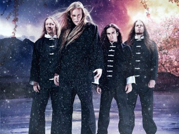 Wintersun + Bloodshot Dawn + Savage Messiah picture