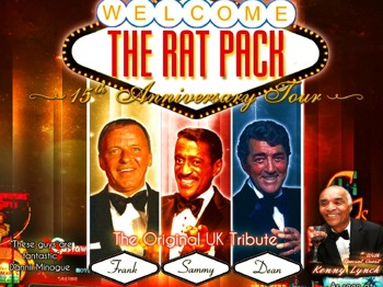The Rat Pack Is Back, Don Hunt Swing Band, Kenny Lynch picture