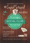 Flyer thumbnail for Trueview Social Club Presents - #cupidstupid