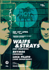 Flyer thumbnail for Junk Love... Waifs & Strays: Waifs & Strays + Luka Pilato + Rhymos