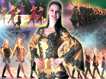 Queen of the Dance: Catherine Gallagher picture