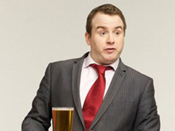 Political Party: Matt Forde, Jack Straw picture