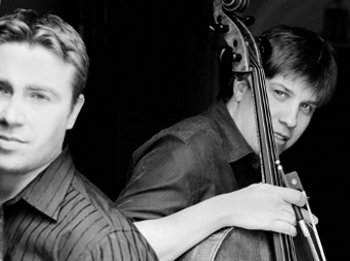 Dimension Piano Trio: Alleyn's International Concert Series: Dimension Piano Trio picture
