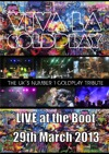 Flyer thumbnail for Viva La Coldplay