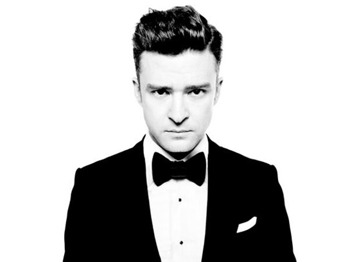 Justin Timberlake artist photo