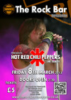 Flyer thumbnail for Hot Red Chili Peppers