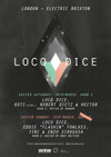 Flyer thumbnail for Loco Dice Weekender: Loco Dice + Eddie 'Flashin' Fowlkes + tINI + Enzo Siragusa