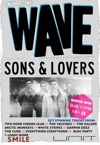 Flyer thumbnail for CWUK Present..Wave: Sons And Lovers + Mr Tom + Welcome Pariah