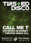 Flyer thumbnail for Twisted Disco