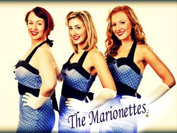 The Marionettes: In The Mood: The Marionettes picture