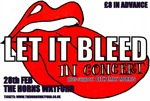 Flyer thumbnail for Let It Bleed In Concert: The Midnight Rebel Band