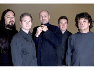 The Tragically Hip artist photo