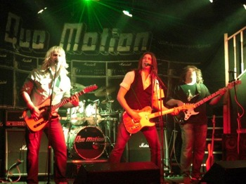 The Ultimate Quo Tribute Show: Quo Motion picture