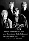 Flyer thumbnail for Back At The Crawdaddy: The Others R&B