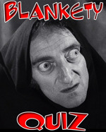 Flyer thumbnail for Blankety Quiz - Jeepers Creepers!!: Blankety Quiz