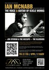 Flyer thumbnail for The Voice & Guitar Of Icicle Works: Ian McNabb + Jen Stevens & The Hiccups