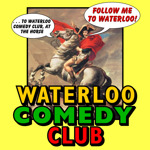 Flyer thumbnail for Waterloo Comedy Club's Easter Basket Featuring: Sean Hughes, Addy Van Der Borgh, David Mills, Ian Smith
